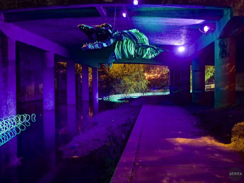 2016 Creek Show, Waller Creek - Austin, Texas