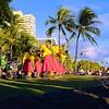 Kuhio Beach Hula Show - Honolulu, Hawaii