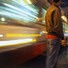 Transit Blur, Market Street - San Francisco, California
