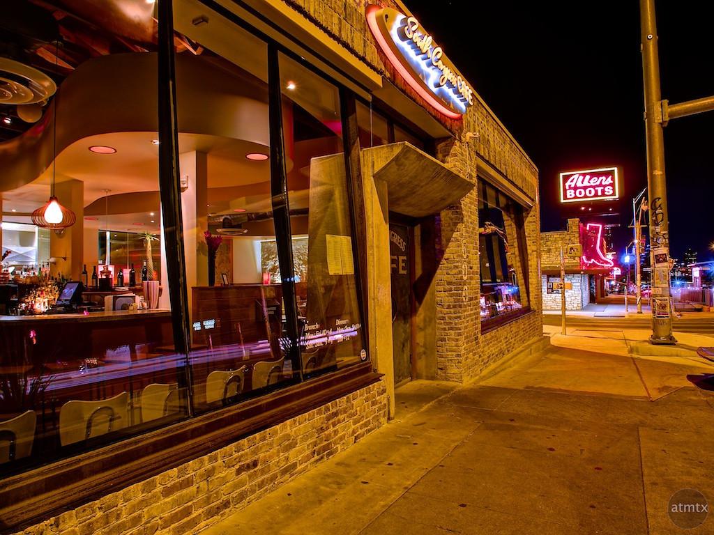South Congress Cafe, SoCo - Austin, Texas