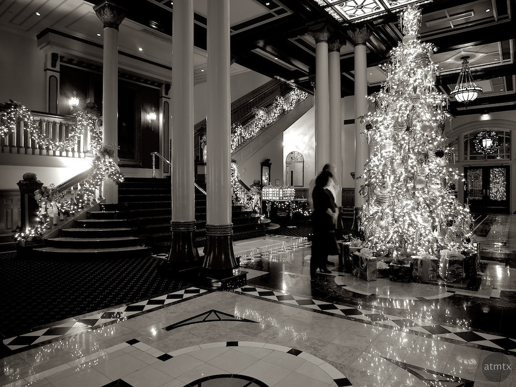 2013 Driskill Christmas Tree #4 - Austin, Texas