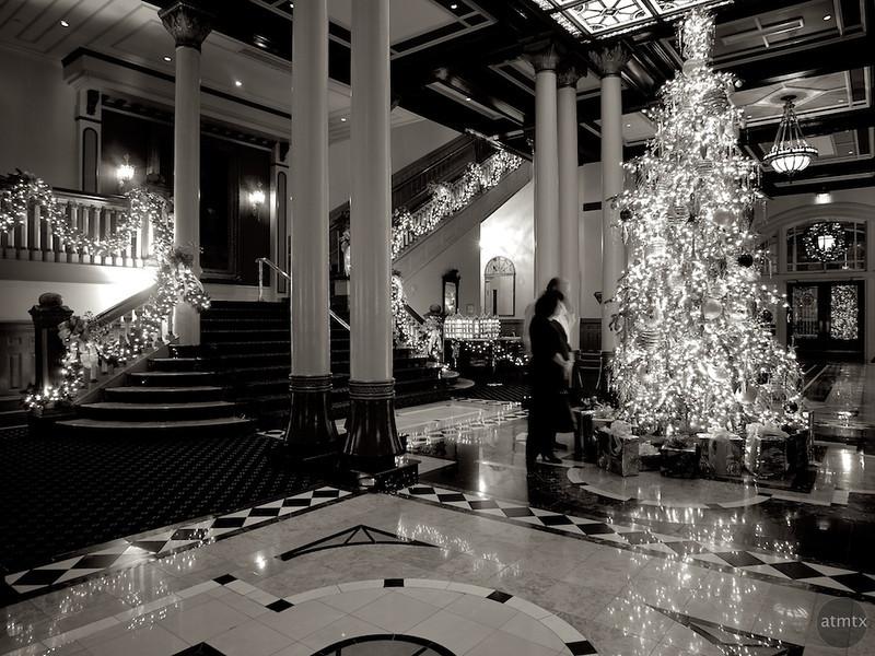 2013 Driskill Christmas Tree #4 - Austin, Texas