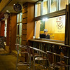 Computing at the Tea Leaf, Guadalupe Street - Austin, Texas