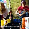 Street Performance, 6th Street - Austin, Texas