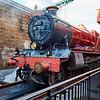 Hogwarts Express, Universal Studios - Orlando, Florida
