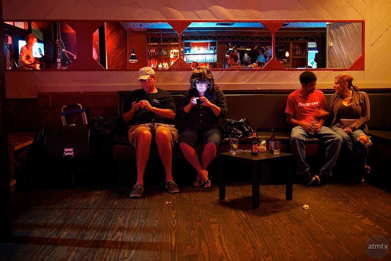 Distracted, Friends Bar - Austin, Texas