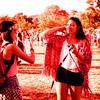 Cross Processed Interaction, Eeyore's Birthday Party - Austin, Texas