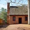 Outbuilding, Colonial Williamsburg - Williamsburg, Virginia