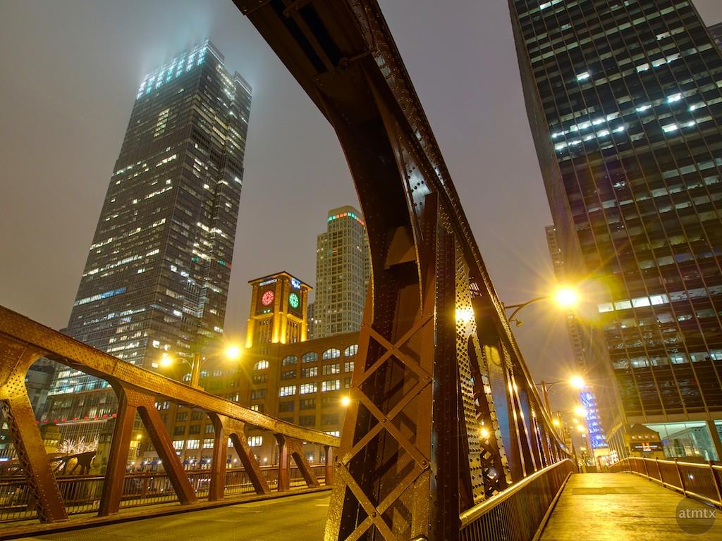 Clark Street Bridge - Chicago, Illinois