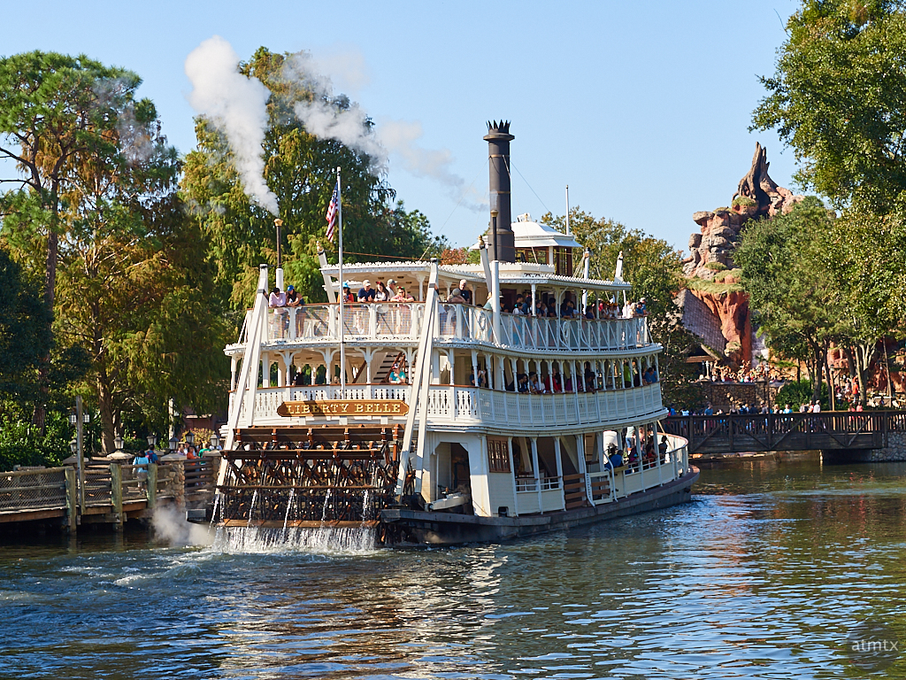 Liberty Belle, Disney World - Orlando, Florida