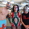 Luchadores at Precision - Austin, Texas