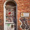 Calle D Conti Detail - New Orleans, Louisiana