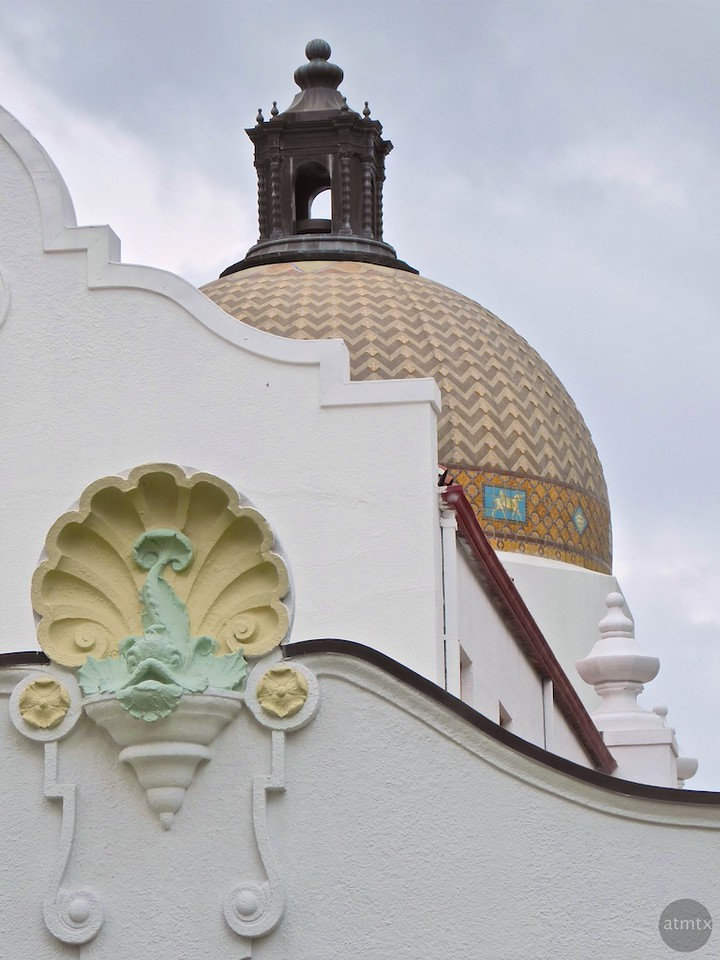 Quapaw Baths Detail - Hot Springs, Arkansas