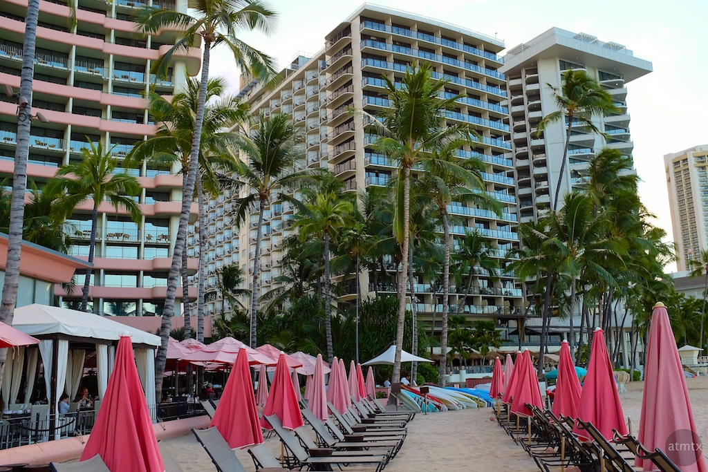 Waikiki Hotels - Honolulu, Hawaii