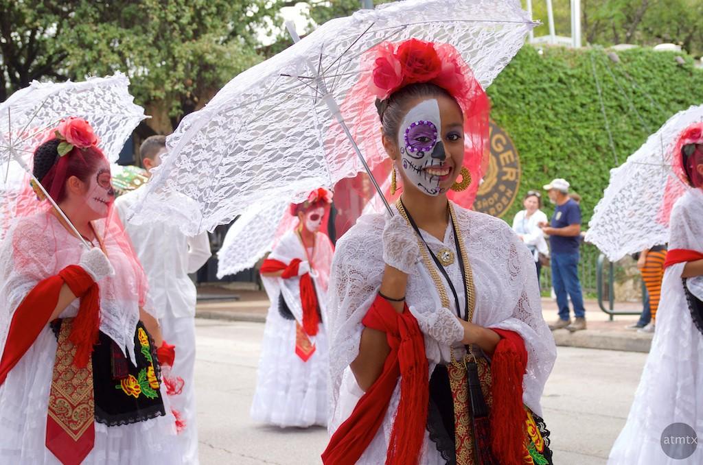 2015 Dia de los Muertos Parade - Austin, Texas