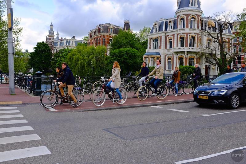 Bike to Work - Amsterdam, Netherlands