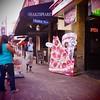 Fun with Pizza, 6th Street - Austin, Texas
