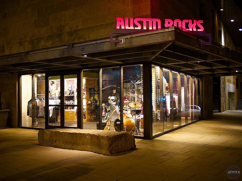 Austin Rocks, Austin City Hall - Austin, Texas
