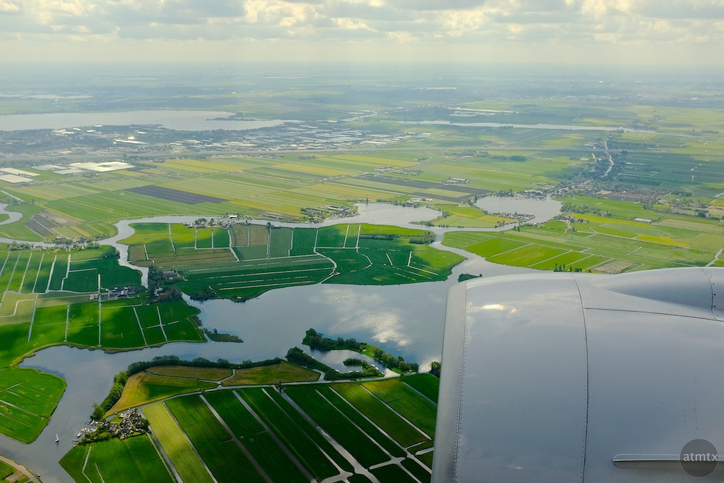 Netherlands from the Air