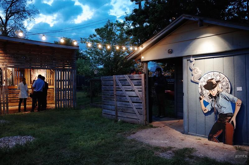 Evening, The Room Gallery - Austin, Texas