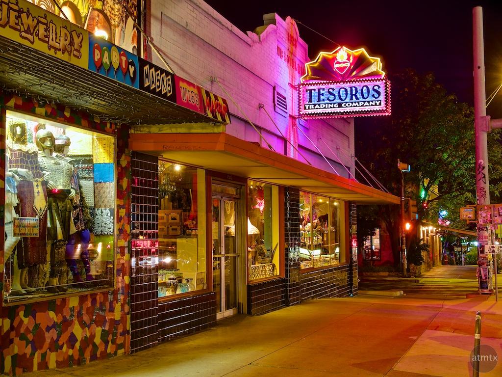 Tesoros, SoCo - Austin, Texas