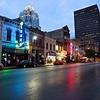 6th Street Reflections - Austin, Texas