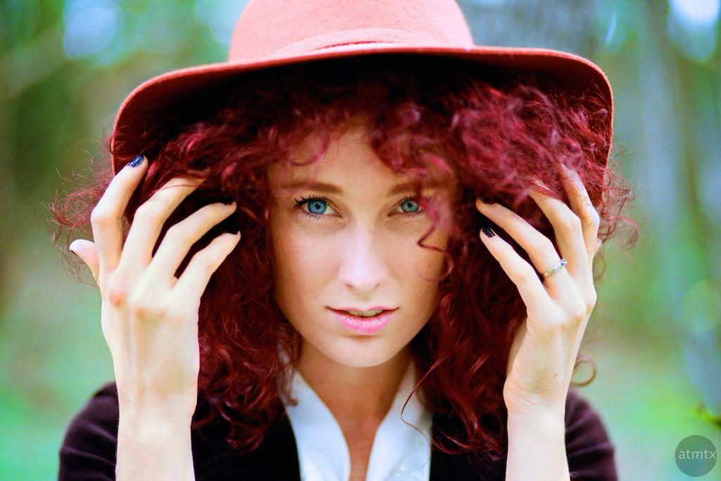Bethany Film Portrait #2 - Austin, Texas