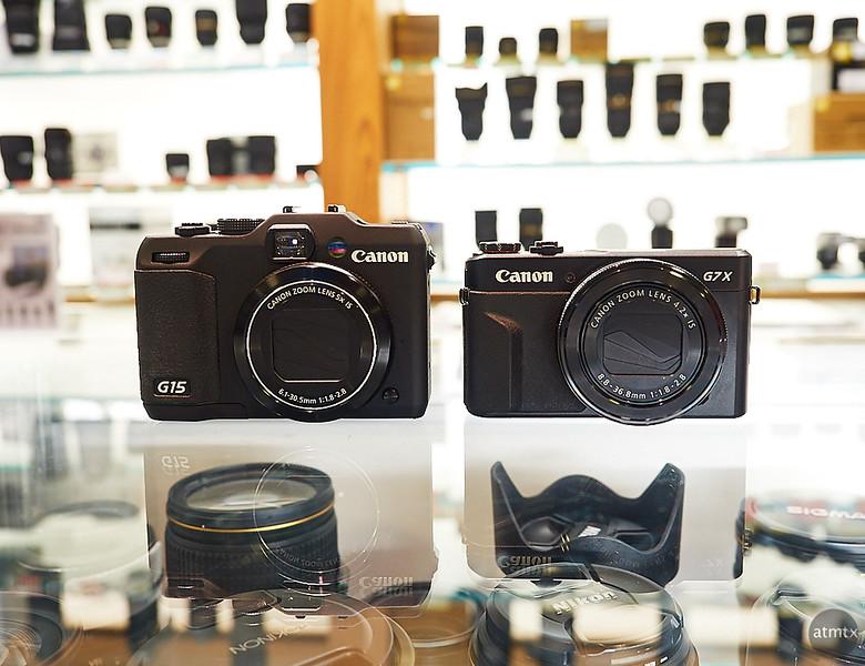Canon G15 and G7X Mark II, Precision Camera - Austin, Texas