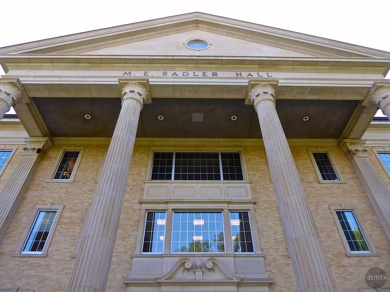 Sadler Hall, TCU - Fort Worth, Texas