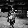 Maiko in Gion - Kyoto, Japan