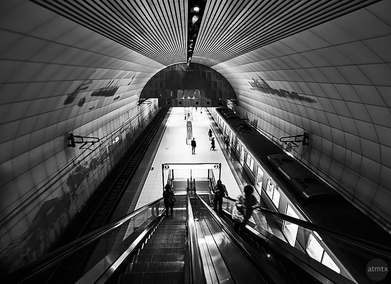 Chinatown Station - Yokohama, Japan