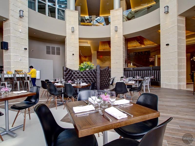Second Bar + Kitchen, Archer Hotel - Austin, Texas