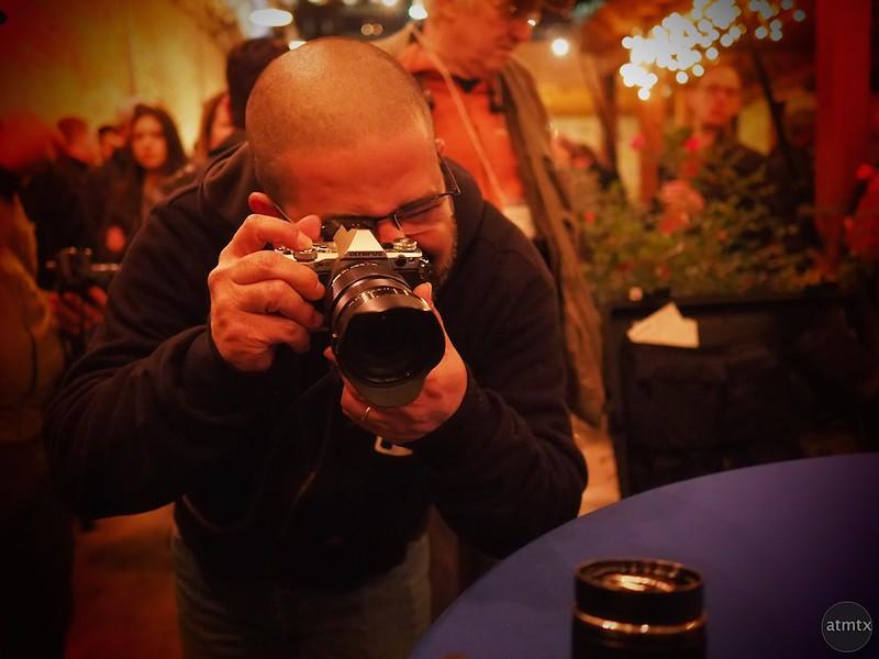 Juan Shoots Olympus - Austin, Texas