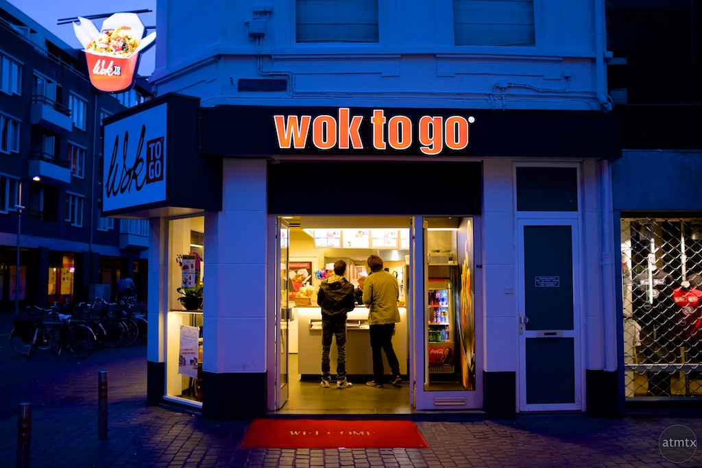 Wok to Go - Breda, Netherlands