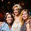 Ashley, Anne and Christy at Javalina Bar - Austin, Texas