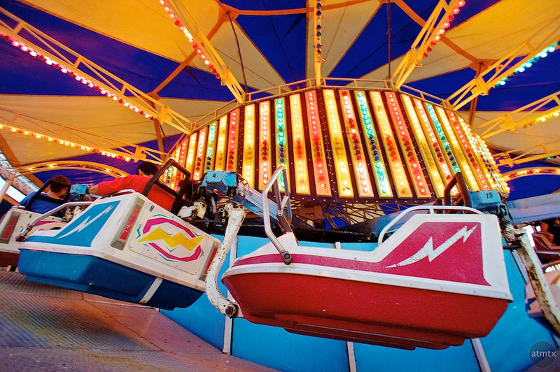Hover Crafts, Rodeo Austin - Austin, Texas