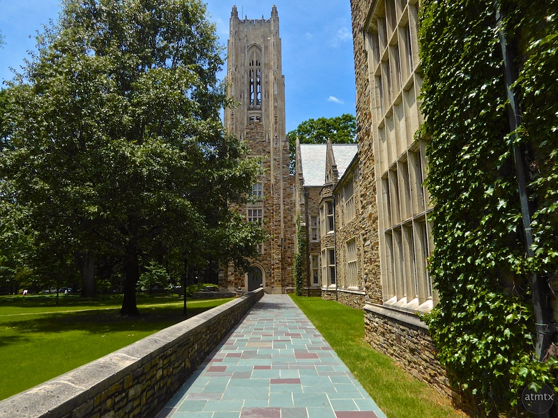 Haliberton Tower, Rhodes College - Memphis, Tennessee