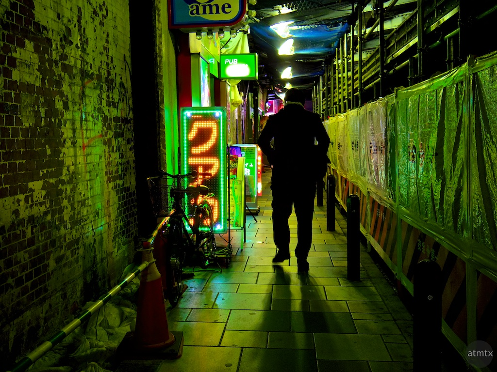 The Green Underbelly - Tokyo, Japan