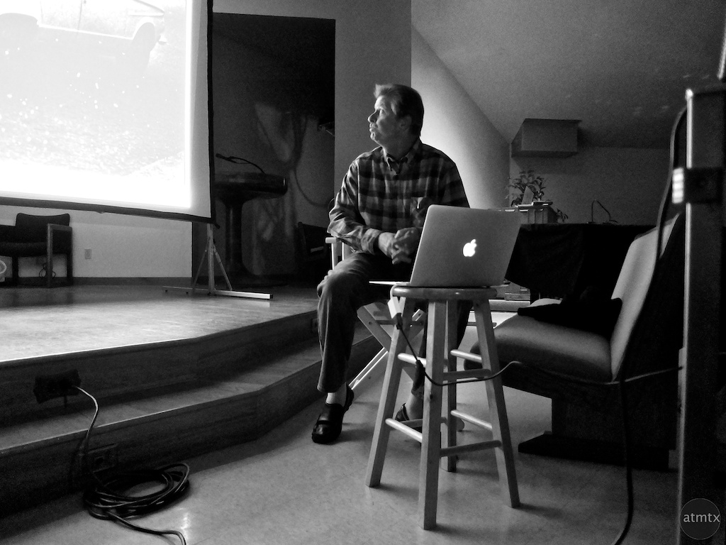 Michael O'Brien at ASMP Austin