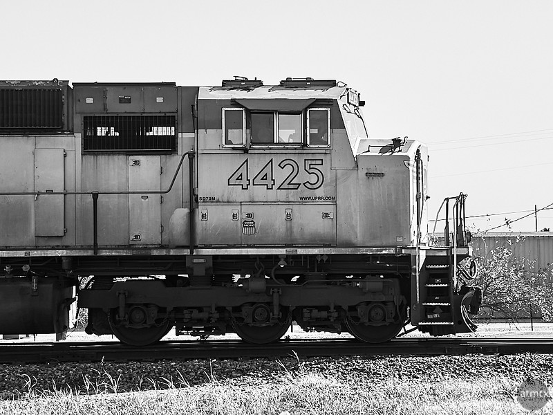 Details around the Tracks - Taylor, Texas