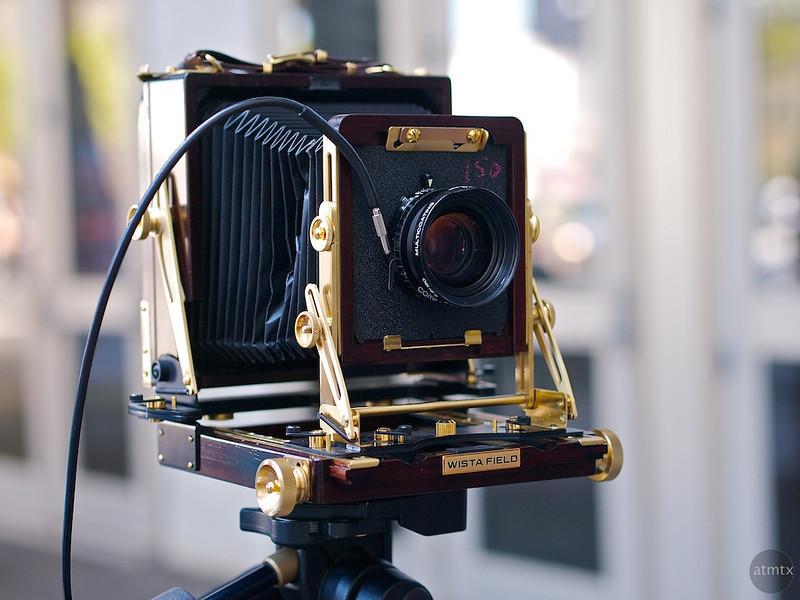 Wista Field Camera, SXSW Interactive - Austin, Texas