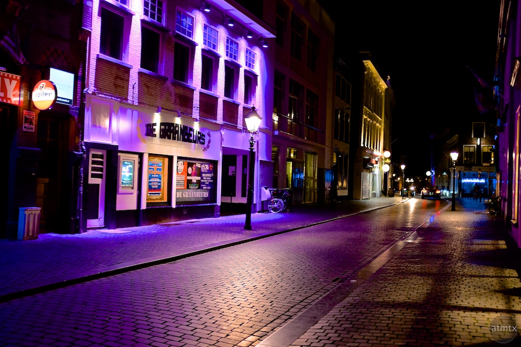 Purple Facade - Breda, Netherlands