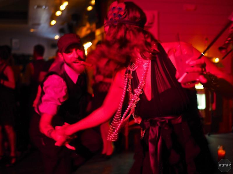 Dancing at the Javalina Bar - Austin, Texas