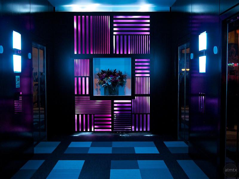 W Hotel, Elevators - San Francisco, California
