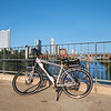 Bodhi Bicycle, Downtown Product Shot - Austin, Texas
