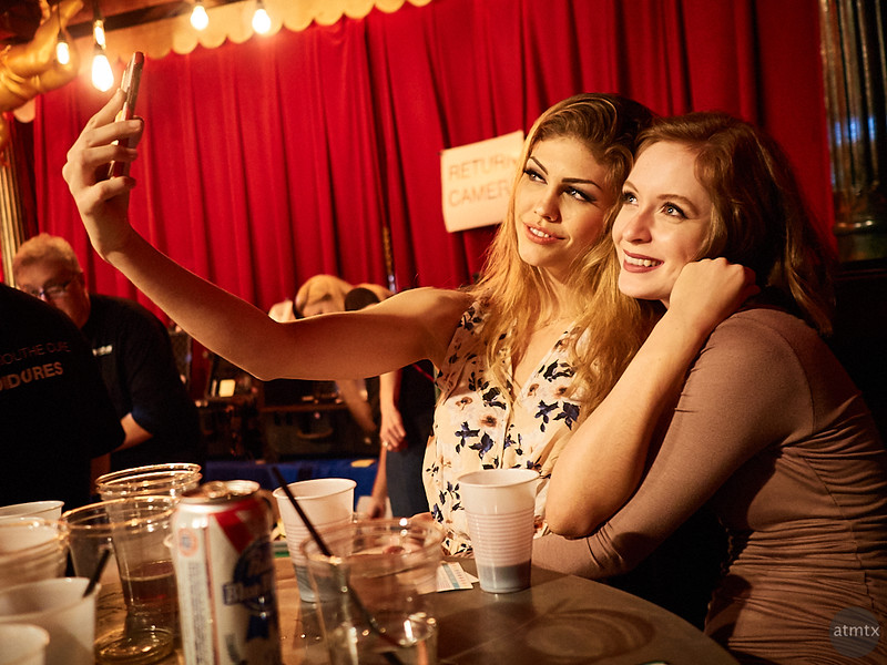 The Selfie, 2017 SXSW Olympus Drink and Click - Austin, Texas
