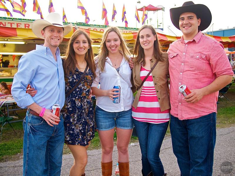 Young Texans, Rodeo Austin - Austin, Texas