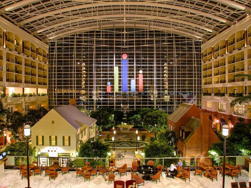 The Atrium, Gaylord National Resort - National Harbor, Maryland