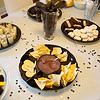 Black and White Snacks, Jake's Birthday Party - Austin, Texas