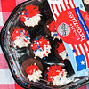 Brownies with Color, 4th of July Party - Austin, Texas